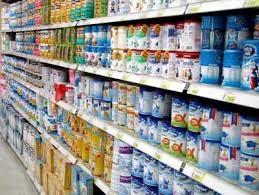 Nửa đầu năm 2017, kim ngạch nhập khẩu sữa và sản phẩm tăng nhẹ