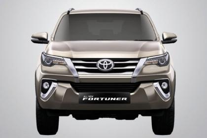 Toyota công bố giá bán xe nhập khẩu, Fortuner đắt hơn 45 triệu
