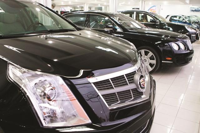 Tình hình nhập khẩu và sản xuất ô tô tính từ đầu năm đến hết tháng 9/2019