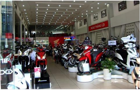 Bảng giá xe Honda 2017 mới nhất