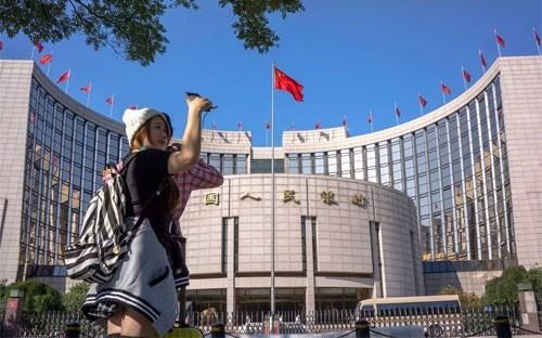 Dự trữ ngoại hối Trung Quốc xuống đáy hơn 2 năm