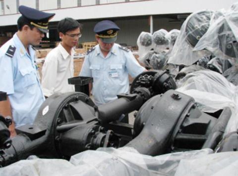 Tháng 7/2016 mới lại áp dụng điều kiện về nhập khẩu máy móc cũ