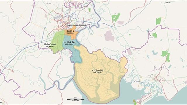 Đề xuất xây dựng đặc khu kinh tế TP.HCM