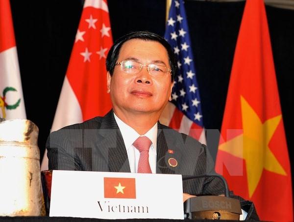 Bộ trưởng Vũ Huy Hoàng: Nhiều cơ hội mở ra khi chuỗi cung ứng mới hình thành sau TPP