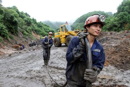 Ngành than chịu thiệt hại hơn 1.200 tỉ đồng do mưa lũ