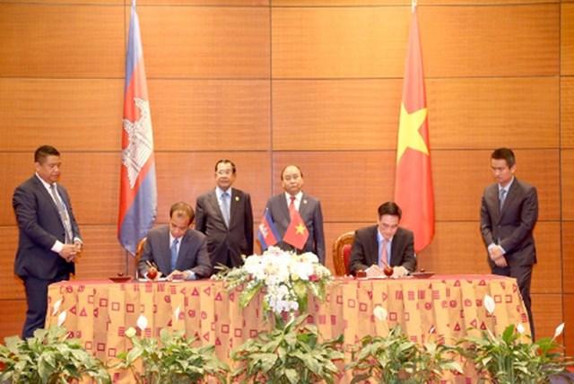 Hiệp định tránh đánh thuế hai lần giữa Việt Nam và Campuchia