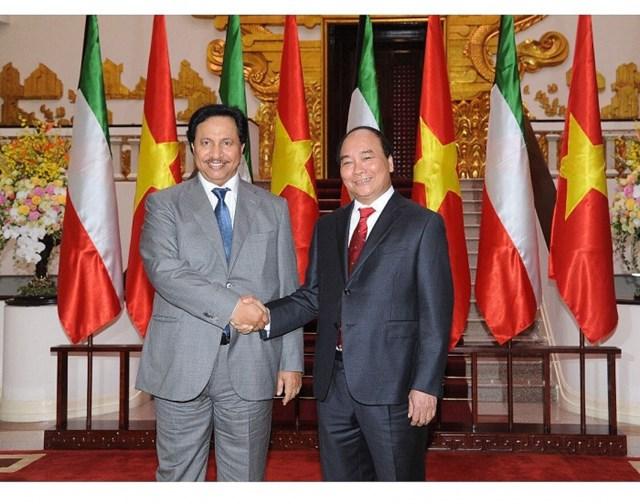 Hiệp định Thương mại giữa Việt Nam và Kuwait