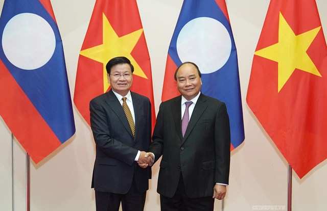 Hiệp định Thương mại giữa Việt Nam và Lào