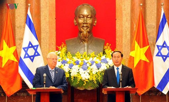 Hiệp Định về Hợp tác Kinh tế và Thương mại giữa Việt Nam và Israel