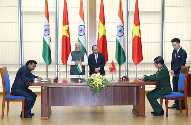Hiệp định tránh đánh thuế hai lần giữa Việt Nam và Ấn Độ