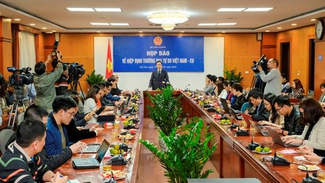 Phê chuẩn Hiệp định Thương mại tự do giữa Việt Nam và Liên minh châu Âu (EVFTA)