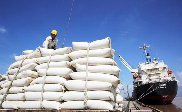 Đoàn công tác liên ngành kiểm soát hoạt động xuất nhập khẩu lúa gạo