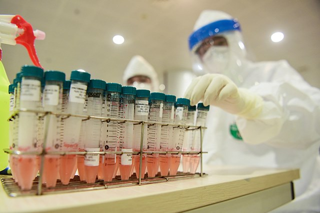 Bộ Y tế nhập 200.000 test xét nghiệm nhanh nCoV