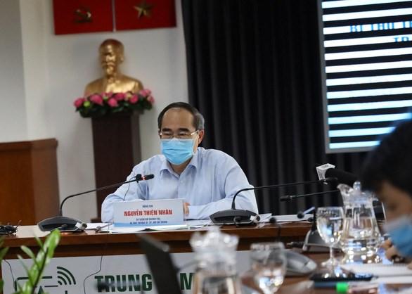 Bí thư Nguyễn Thiện Nhân: 'Chúng tôi sẽ bàn việc hỗ trợ người vô gia cư