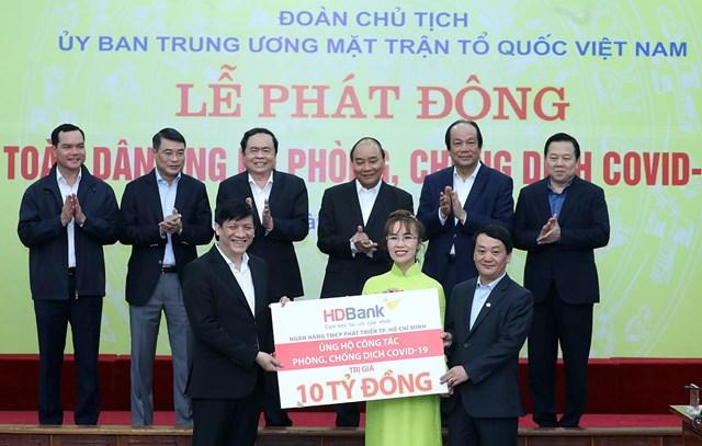 Các tập đoàn lớn Việt Nam chung tay đẩy lùi Covid-19
