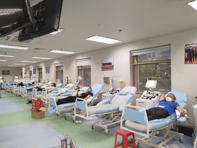 Khẩn thiết kêu gọi người dân hiến máu nhóm O, A