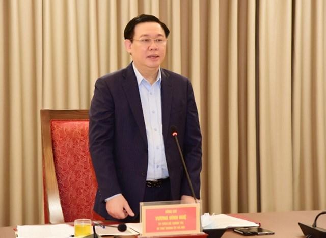 Thúc đẩy đầu tư công được Hà Nội xác định là nhiệm vụ trọng tâm thứ 2