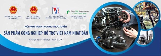 Giao thương XK TT sản phẩm công nghiệp hỗ trợ Việt Nam sang thị trường Nhật Bản
