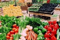 Giá thực phẩm ngày 24/8/2020, rau củ tiếp tục tăng giá phiên đầu tuần