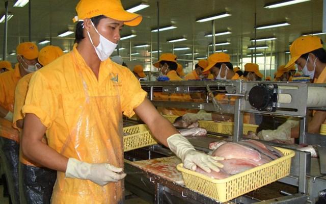 Xuất khẩu thủy sản đang dựa tăng trưởng thị trường Mỹ