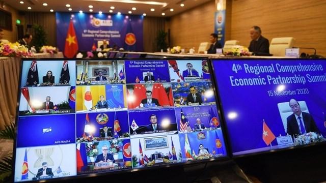 RCEP- Những điểm nhìn kinh tế cho Việt Nam hậu Covid-19