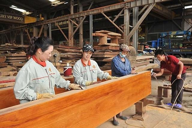Xuất khẩu gỗ vào thị trường Hoa Kỳ: Dư địa còn lớn