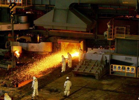 TT sắt thép thế giới ngày 01/04/2021: Giá thép tăng do nhu cầu tại Trung Quốc tăng