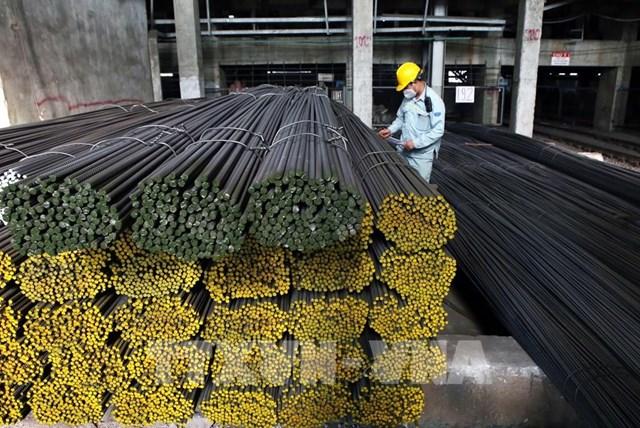 Tiêu thụ thép vẫn tăng trưởng dù giá tăng hơn 50%