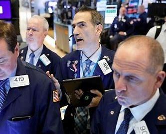 Chứng khoán Mỹ lên điểm, cổ phiếu AMC tăng gấp đôi