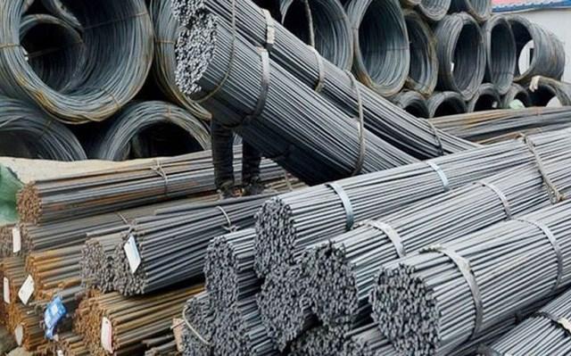 Giá quặng sắt và sắt thép một lần nữa tăng trở lại