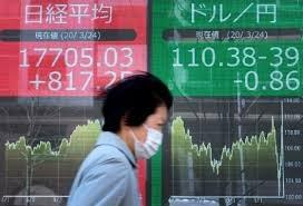 Chứng khoán Châu Á đi xuống, Hong kong giảm phiên thứ 7 liên tiếp