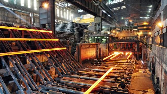Giá thép ngày 12/7 tăng lên mức cao nhất trong vòng 8 tuần