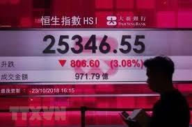 Chứng khoán châu Á ngày 13/7 tăng  trong diễn biến dãn cách xã hội tại nhiều quốc gia