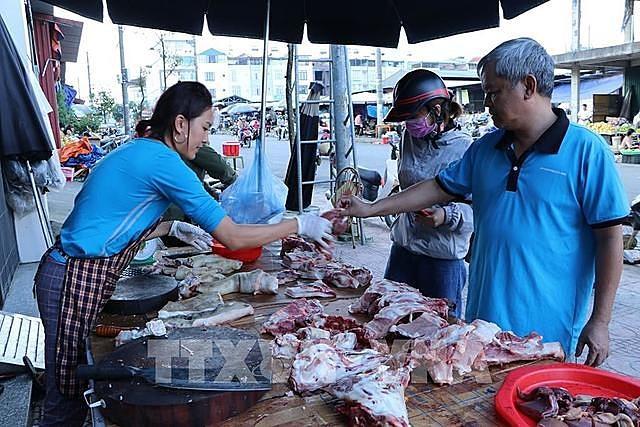 Tạm ngừng nhập khẩu lợn sống từ Thái Lan, giá lợn hơi trong nước vẫn giảm