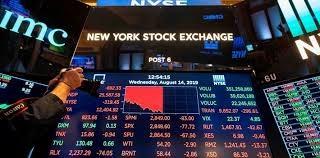 Thị trường Chứng khoán phần lớn bị giảm điểm, nhà đầu lo sợ Covid-19 phủ sóng