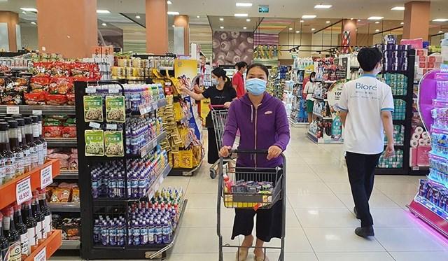 Hà Nội tăng từ 30-50% lượng hàng thiết yếu phục vụ người dân