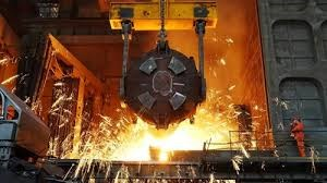Giá quặng sắt giảm do triển vọng nhu cầu ở Trung Quốc sụt giảm