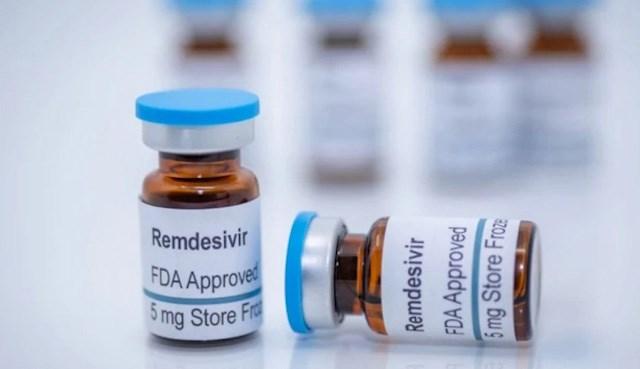 Lô thuốc Remdesivir điều trị Covid-19 đầu tiên về Việt Nam
