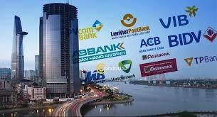 TOP 10 ngân hàng có lợi nhuận cao nhất 6 tháng đầu năm 2021