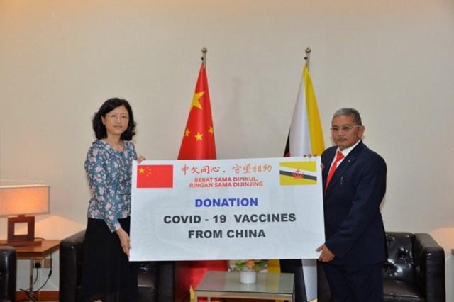 Trung Quốc cam kết gửi 2 tỷ liều vacxin cho các nước