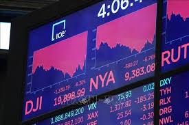 Chứng khoán Mỹ ngày 13/8: Chỉ số Dow Jones, S&P 500 lên đỉnh phiên thứ ba liên tiếp