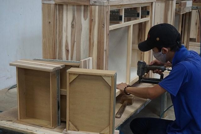 Ngành gỗ lo mất cơ hội trong các tháng cuối năm