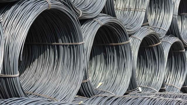 Giá sắt thép hôm nay 20/8: Quặng sắt Đại Liên bắt đầu giảm tuần thứ 5 liên tiếp