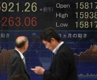 Chứng khoán châu Á không bao gồm Nhật Bản tăng 1,17%