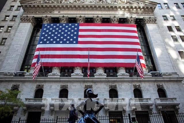 Chứng khoán Mỹ ngày 26/8:  Lợi suất trái phiếu của Mỹ tăng thúc đẩy nhóm cổ phiếu tài chính