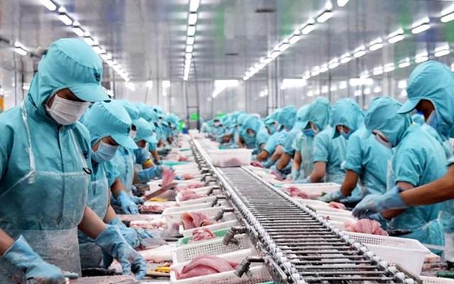 """Xuất khẩu thuỷ sản sang EU tăng mạnh nhờ """"đòn bẩy"""" EVFTA"""