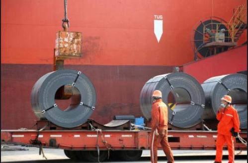 Giá nguyên liệu thép giảm do Trung Quốc mở rộng các biện pháp bảo vệ môi trường