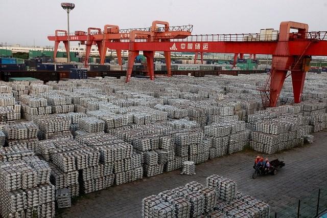 Giá sắt thép hôm nay 13/10: Thép cây giảm do lo ngại về nhu cầu của Trung Quốc