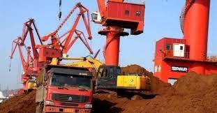 Giá sắt thép hôm nay 14/10: Quặng sắt Đại Liên chạm mức thấp nhất gần 2 tuần