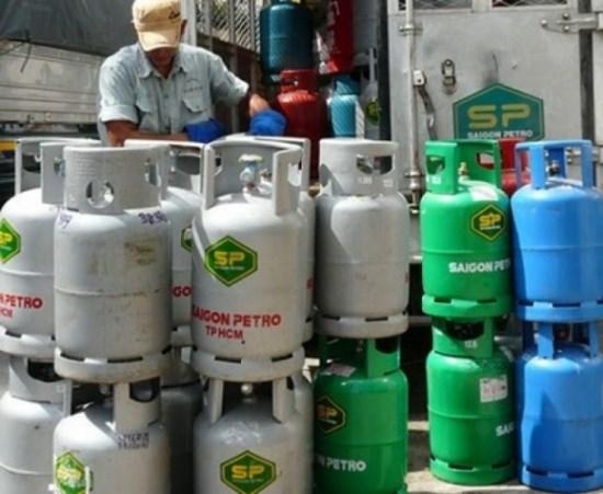 Từ 01/12, giá gas tăng thêm 16,500 đồng/bình